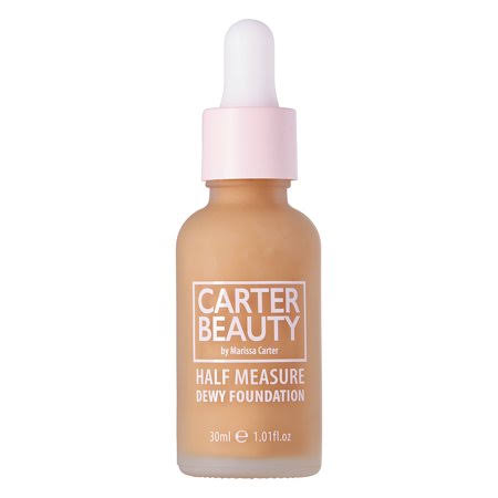 Carter Beauty Half Measure Dewy Foundation - Truffle
