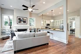 wohnzimmer mit küche 34 moderne designs archzine net