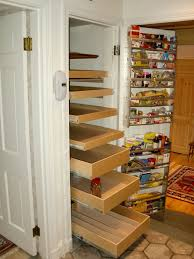 Pantry Cabinet Organization Ideas by Unique Kitchen Pantry With Large Design Idea Kitchen Pantry