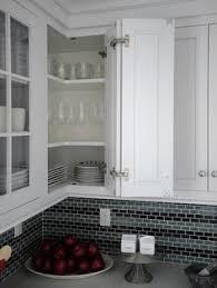 Lower Corner Kitchen Cabinet Ideas by Upper Corner Cabinet Kitchen Easy Reach Kitchen Pinterest