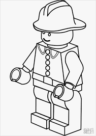 Lego Fire Truck Coloring Pages – Coloring Collection