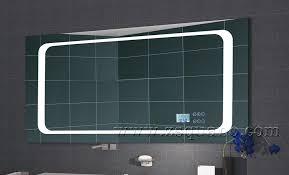smart mp3 bad spiegel mit led licht und bluetooth buy führte badezimmerspiegel bad geführt spiegel badezimmerspiegel mit led licht product on