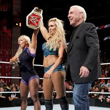 Catties Catch Up Natalya Vs Charlotte In A Submission Match For