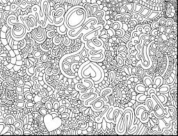 Lavishly Abstract Coloring Pages For Teenagers Difficult Awesome Design Free Detailed