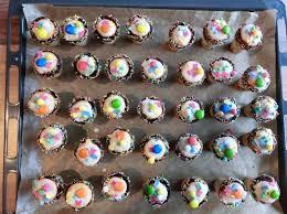 eierlikörbecher muffins für kinder