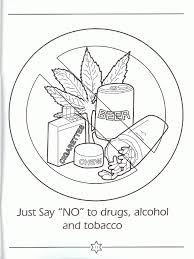 99 Ideas Coloring Pages For Drug Free Week On Kankanwzcom