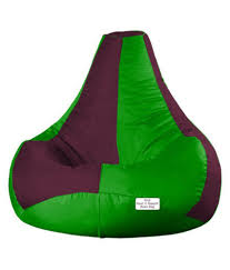 RestnSleep XXXL - Bean Bag Filled - TearDrop - Bean Bag Chair - With Beans  Filler (Cherry/Parrot Green) Oceantamer Hooked Soul Black White Teardrop Bean Bag Chair Large Plop Beanbag Wine Red By Doob Details About Evolve Faux Suede Cover 200l Grey Restnsleep Xxxl Filled Teardrop With Beans Filler Bottle Greenmashroom What Is The Difference Between Bean Bag With Beans And Can Bags Tan Piping Chairs Canada Friday Big Joe Lux 132 In Shag Ivory Amazoncouk Dropzzz Spandex By Sg Oyster Micro Eps Filling Fur Blush