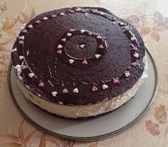 gâteau au chocolat fromage blanc et fraises recette iterroir