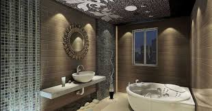 a master bathroom should always be fit for a king of