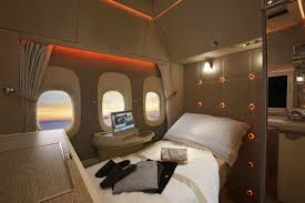 New Emirates Airbus A380 first class suites for 2018 Australian
