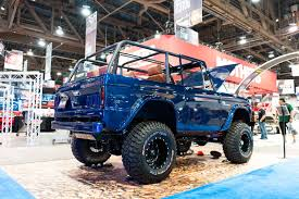 100 2 Brothers Custom Trucks Ford Bronco United Pacific Industries
