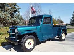 1955 Willys Jeep For Sale | ClassicCars.com | CC-1047349 Is The Jeep Pickup Truck Making A Comeback Drivgline For 7500 Its Willys Time Another Fc 1962 Fc170 Exelent Frame Motif Framed Art Ideas Roadofrichescom Stinky Ass Acres Rat Rod Offroaderscom 1002cct01o1950willysjeeppiuptruckcustomfrontbumper Hot 1941 Network Other Peoples Cars Ilium Gazette Thoughts On Building Trailer Out Of Truck Bed 1959 Classic Pick Up For Sale Sale Surplus City Parts Vehicles 1950 Rebuild Jeepforumcom