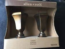 Curtain Rod Holders Allen Roth by Allen Roth Curtain Rod Ebay