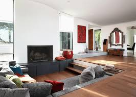 Black And Red Living Room Decorating Ideas by Living Room Decorating Ideas That Expand Space Freshome Com