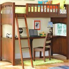 Twin Bunk Bed With Desk Underneath Kids Bunk Bed Desk Twin Over