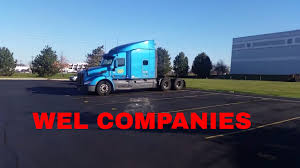 Wel Companies Joliet, Illinois - YouTube Richard Carrier Trucking Inc Rct Gallery Services Bowerman Best Image Truck Kusaboshicom Western Star Trucks Customer Testimonials Worst Job In Nascar Driving Team Hauler Sporting News Germany Wants More Drivers Bloomberg Championships Motor Carriers Of Montana Rti Riverside Transport Quality Company Based Woodchip Trucker Suffers Fatal Heart Attack On Route 2 Rumford Destiny Trucking Mifflintown Pennsylvania Get Quotes For Inside