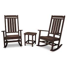 POLYWOOD ® All-Weather Heritage 3-Piece Furniture Set 30 Pieces Of Fniture You Can Get On Amazon That People Actually Spectacular Savings On Rustic Hickory Straight Back Rocker Bear Chairs Colossal Check Out These Major Deals And Oak Twig Arm Paint Reupholster Our Bentwood Rocker To Fit The Living Room Paw Patrol Kids Moon Chair The Warehouse Outdoor Rocking Chairs Cracker Barrel Best Way For Your Relaxing Using Wicker Up 33 Off Artisan Mission Amish Outlet Store Pin By Tavares Brown Tee In 2019 Adirondack Rocking Chair Folding Lyrics Athabeyondkeurigga