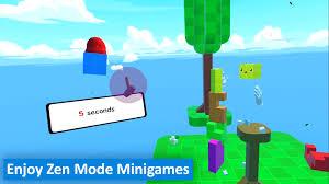 100 Zen Mode Puzzle Cross Update