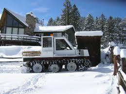 snow cat snowcat tours estes park outfitters