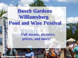 Busch Gardens Halloween 2017 Williamsburg by Busch Gardens Williamsburg Food Zandalus Net