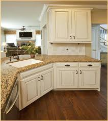 Kitchen Cabinets And Granite Countertops Full Size Of White With L Charming Cream