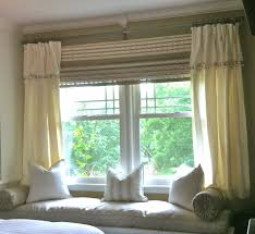 Living Room Curtain Ideas For Bay Windows by Home Design Dressing Bay Windows Ideas Cool Window Curtains