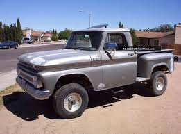 100 65 Gmc Truck 19 Chevy Pick Up Short Bed