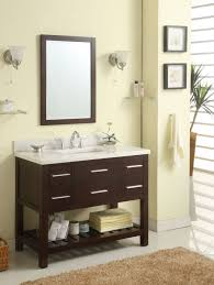 42 Inch Bathroom Vanity With Granite Top by Bathroom Awesome And Beautiful 42 Inch Vanity In Canada Menards