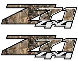 Product: 2 - Chevy Silverado Z71 4x4 Decals Realtree AP Camo ... Unique Realtree Window Decals For Trucks Northstarpilatescom Xtra Camo Antler Decal Truck Windows Max5 Seat Covers B2b All Racing And You Pick Size Color Camouflage Lips Sticker Decal Car Wraps Leaf Camo Vinyl Film Utv Archives Powersportswrapscom Logos Snow Toyota Logo Bed Band Max 5 Kits Vehicle Wake Graphics Altree Team Back Nas Guns Ammo