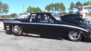100 Pro Stock Truck Bad Ass S10 Driven By Calvin Hornes YouTube