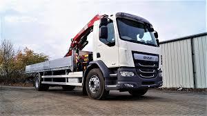 100 Gj Truck Sales 18000kgs DAF LF 260 Dropside Alltruck Group