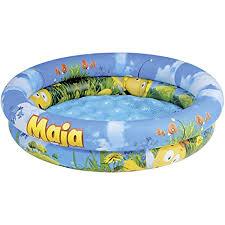 happy 16302 planschbecken baby pool maja mehrfarbig