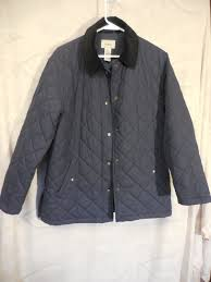 Women's Ll Bean Sz M Quilted Thermore Insulated Barn Coat Jacket ... Mens Ll Bean Barn Coat Orange Leather Collar X Large Tall Free Womens Adirondack Insulated Coveside Wool Llbean Flanllined Wardrobe My Favorite Fall Jacket Riding Jacket Ll Beauty H2off Raincoat Meshlined Love My Barn Chic Farm Style Pinterest Luna Lined Vintage Brown Canvas 90s Bean Chore Ranch Classic Sherpalined Utility