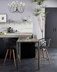 Stilt Dining Table Room Tours