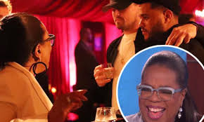 Oprah Winfrey did not know who Leonardo DiCaprio was