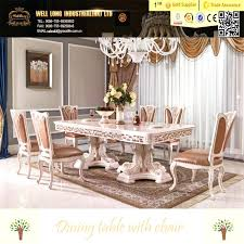 Interesting Italian Dining Table Sets Tables And Chairs Home Design