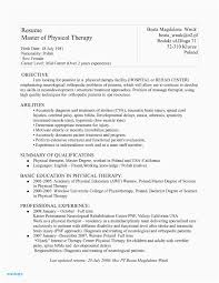 Respiratory Therapist Resume Objective Examples Mental Health Counselor