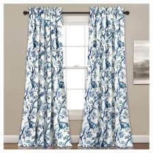 Lush Decor Window Curtains by Dolores Room Darkening Window Curtain Set 84
