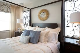 Bedroom Master Photo by Vibrant Transitional Master Bedroom Robeson Design San Diego