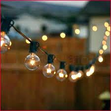 Mesmerizing Led Cafe Lights Outdoor Decorative Lighting Strings