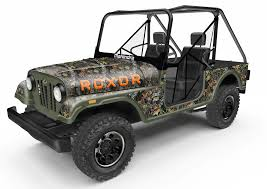100 Camouflage Truck Accessories ROXOR Offroad