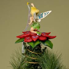 Disney Tinkerbell Light Up Christmas Tree Topper by Index Of Images Disney Jim Shore Tinkerbell 2010 2011