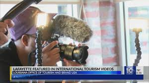 100 International Trucks Of Acadiana Lafayette Featured In International Tourism Videos