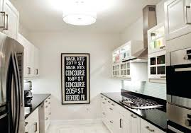 Galley Kitchen Floor Plans by Small Galley Kitchen Floor Plans Designs With Breakfast Bar Layout