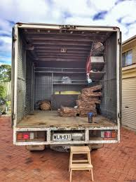 100 Truck Camper Steps DIY Conversion From Concrete To Home First