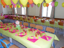 décoration de table anniversaire 30 ans