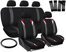 Amazon.com: OxGord Car Seat Cover Flat Cloth Bucket Set For Car ... Frontrear Universal Car Seat Covers For Subaru Forester Outback 2019 Legacy 25i Limited Weyesight Stock Sb7211 First Drive Classic Trucks 1957 Chevy Napco 4x4 Cversion Seat Lo Duraleather Highback Heat Massage 188904mwo61 2006 Used Wagon Automatic At Woodbridge Behind The Wheel Of Power 2014 Reviews And Rating Motor Trend How To Remove Rear Belts 02004 Gold Vs Bose Youtube Seats New Parts American Truck Chrome Western Star 4900 Tandem Axle Glider Market Trust 2018 Chevrolet Silverado Rydell