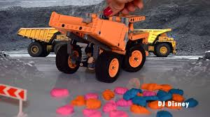100 Lego Mining Truck 42035 Mines Shells Out Of PlayDoh At Construciton
