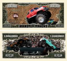 FakeMillion MONSTER TRUCK MILLION DOLLAR BILL - FakeMillion Monster Trucks Wall Calendar 97860350720 Calendarscom Everybodys Scalin Monsterizing A Truck Big Squid Rc Worlds Biggest Largest Dump Longest Games The 10 Best On Pc Gamer Grizzly Experience In West Sussex Ride Adventures Muddy Smoke Show Chocolate Milk Usa1 Done Under Glass Model Cars Magazine Forum Jam Madness Flag Chat Car And Bigfoot Vs Birth Of History Bear Foot Home Facebook