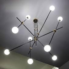 iron type pendant lights industrial style living room bedroom